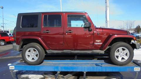 2007 Jeep Wrangler Unlimited for sale in Moses Lake, WA