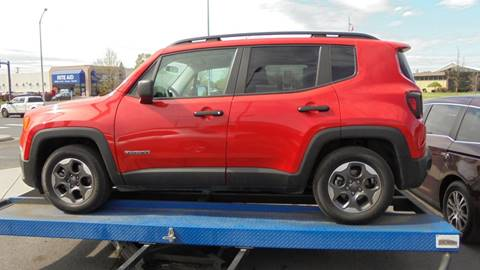 2017 Jeep Renegade for sale in Moses Lake, WA