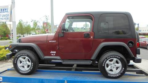 2003 Jeep Wrangler for sale in Moses Lake, WA