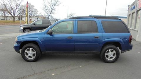2006 Chevrolet TrailBlazer EXT for sale in Moses Lake, WA