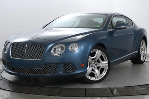 2012 Bentley Continental for sale in South Amboy, NJ