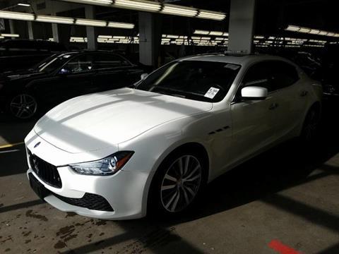 2015 Maserati Ghibli for sale in South Amboy, NJ