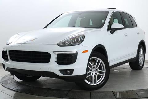 2015 Porsche Cayenne for sale in South Amboy, NJ