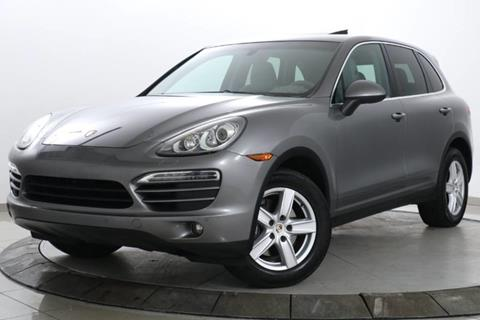 2011 Porsche Cayenne for sale in South Amboy, NJ