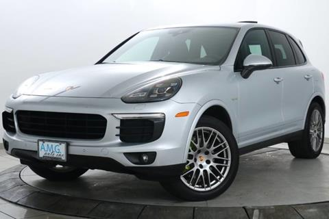 2017 Porsche Cayenne for sale in South Amboy, NJ