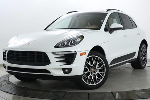 2016 Porsche Macan for sale in South Amboy, NJ