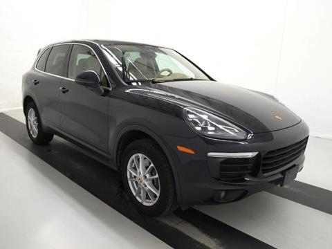 2016 Porsche Cayenne for sale in South Amboy, NJ