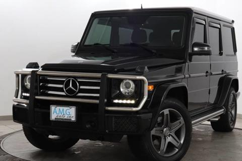 2016 Mercedes-Benz G-Class for sale in South Amboy, NJ