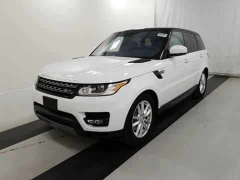 2016 Land Rover Range Rover Sport for sale in South Amboy, NJ