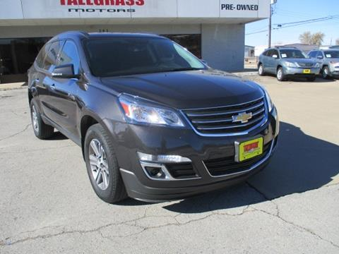 Patriot Gmc Bartlesville >> Used 2017 Chevrolet Traverse For Sale in Oklahoma ...