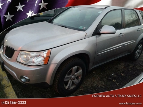2006 Pontiac Torrent for sale in Pittsburgh, PA