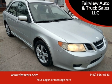 2005 Saab 9-2X for sale in Pittsburgh, PA