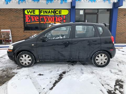2005 Chevrolet Aveo For Sale Carsforsale