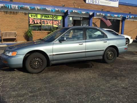 1996 Honda Accord for sale in Cincinnati, OH