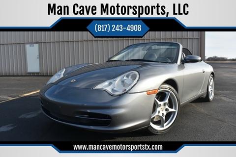 2003 Porsche 911 for sale in Granbury, TX