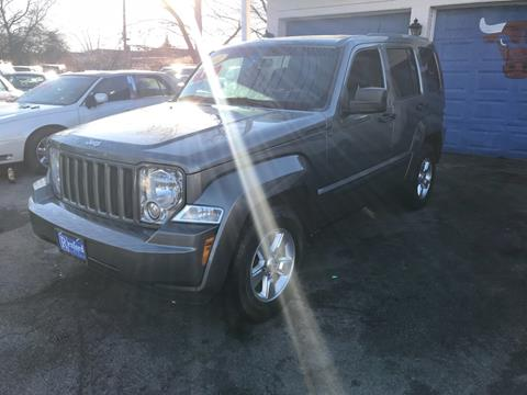 2012 Jeep Liberty for sale in Midlothian, IL