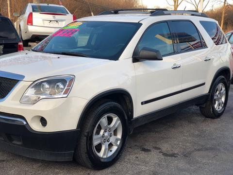 2010 GMC Acadia for sale in Midlothian, IL