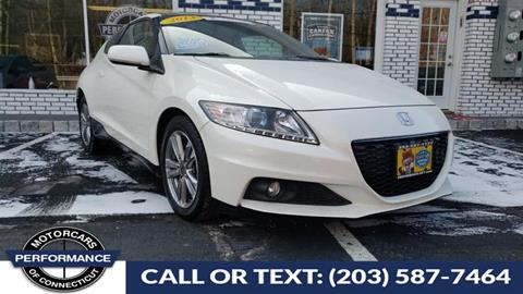 2013 Honda CR-Z for sale in Wilton, CT
