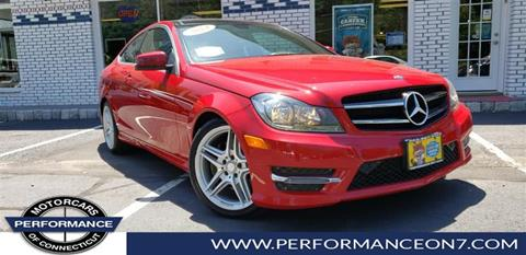 2014 Mercedes-Benz C-Class for sale in Wilton, CT