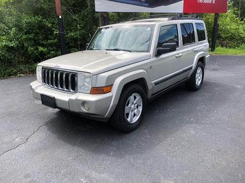 2007 Jeep Commander for sale in Harrison, AR
