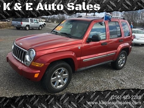 2006 Jeep Liberty for sale in Ardmore, AL