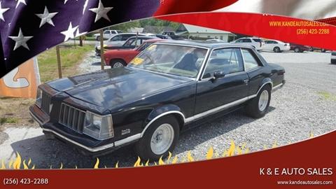 1979 Pontiac Grand Am for sale in Ardmore, AL