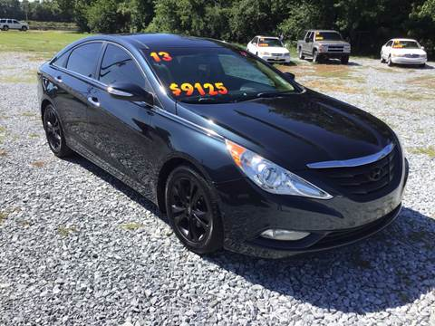 2013 Hyundai Sonata for sale in Ardmore, AL