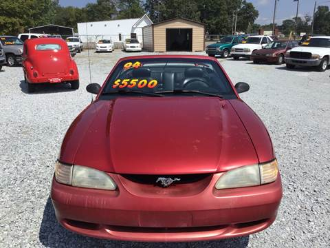 1994 Ford Mustang for sale in Ardmore, AL