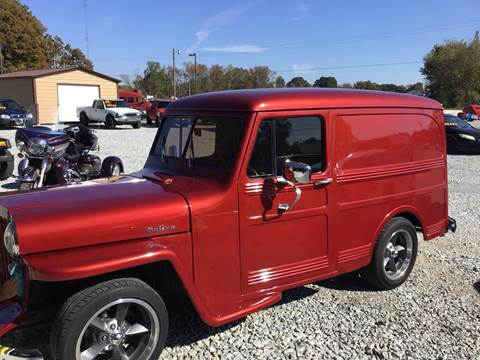 1949 Jeep Willys for sale in Ardmore, AL
