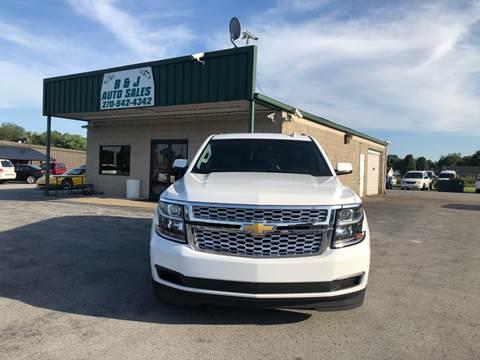 2015 Chevrolet Suburban for sale in Auburn, KY
