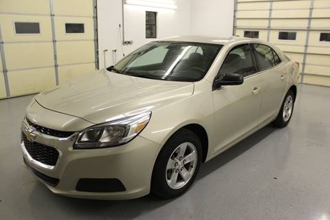 2015 Chevrolet Malibu for sale at RAYBURN MOTORS in Murray KY