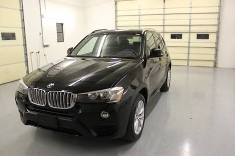 2017 BMW X3 for sale at RAYBURN MOTORS in Murray KY