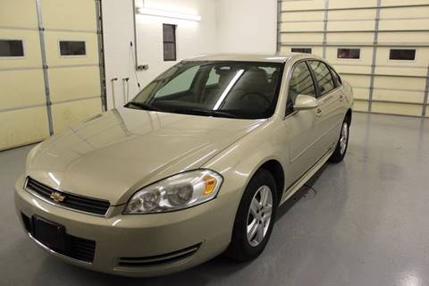 2011 Chevrolet Impala for sale at RAYBURN MOTORS in Murray KY