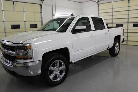 2018 Chevrolet Silverado 1500 for sale at RAYBURN MOTORS in Murray KY