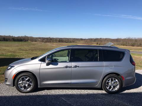 2019 Chrysler Pacifica for sale at RAYBURN MOTORS in Murray KY