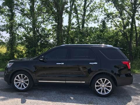 2016 Ford Explorer for sale at RAYBURN MOTORS in Murray KY