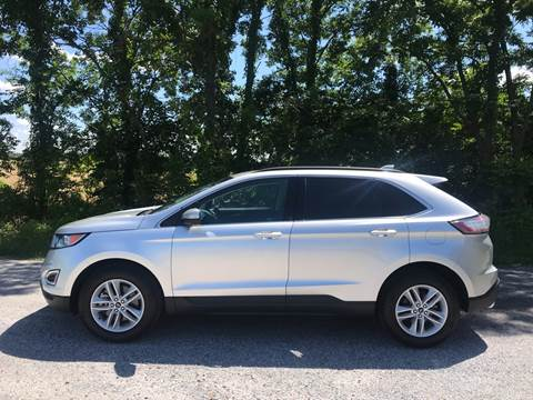 2018 Ford Edge for sale at RAYBURN MOTORS in Murray KY