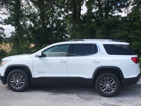 2019 GMC Acadia for sale at RAYBURN MOTORS in Murray KY