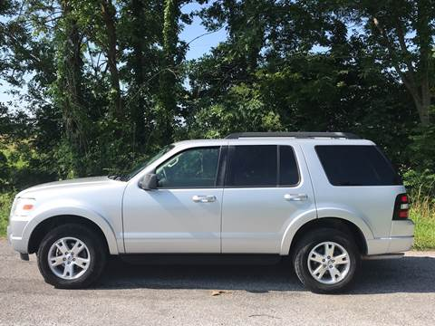 2010 Ford Explorer for sale at RAYBURN MOTORS in Murray KY