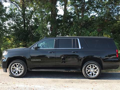 2019 Chevrolet Suburban for sale at RAYBURN MOTORS in Murray KY
