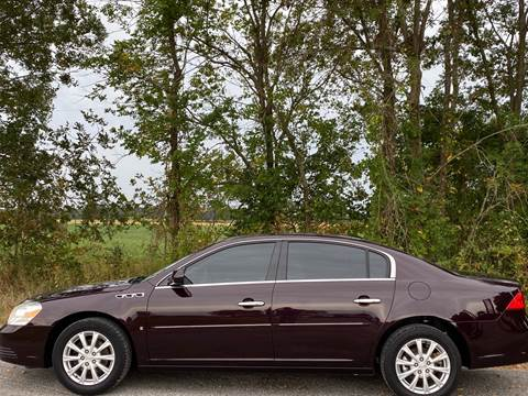 2009 Buick Lucerne for sale at RAYBURN MOTORS in Murray KY