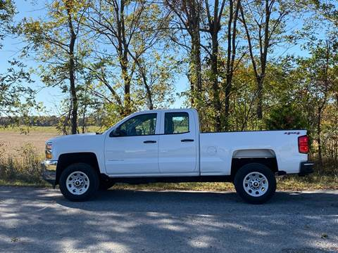 2016 Chevrolet Silverado 2500HD for sale at RAYBURN MOTORS in Murray KY