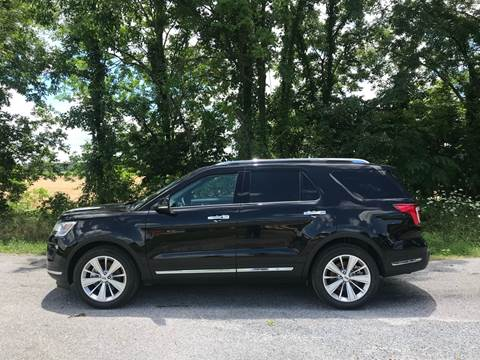 2019 Ford Explorer for sale at RAYBURN MOTORS in Murray KY