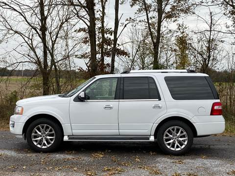 2015 Ford Expedition for sale at RAYBURN MOTORS in Murray KY