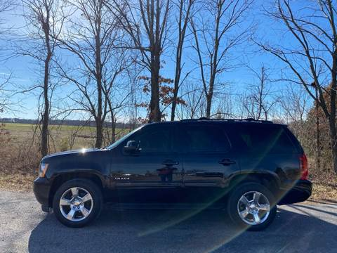 2014 Chevrolet Tahoe for sale at RAYBURN MOTORS in Murray KY
