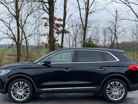 2018 Lincoln MKX for sale at RAYBURN MOTORS in Murray KY