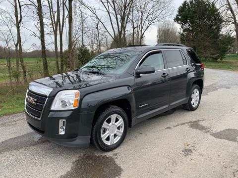 2014 GMC Terrain for sale at RAYBURN MOTORS in Murray KY
