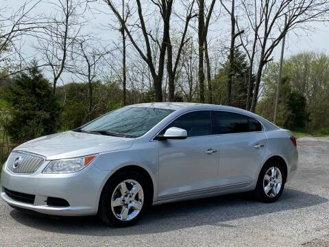 2010 Buick LaCrosse for sale at RAYBURN MOTORS in Murray KY