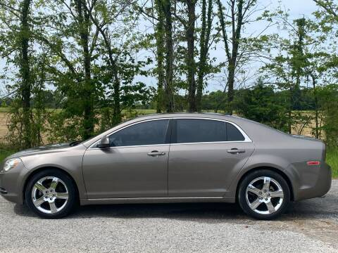 2011 Chevrolet Malibu for sale at RAYBURN MOTORS in Murray KY