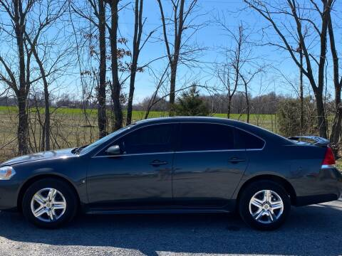 2010 Chevrolet Impala for sale at RAYBURN MOTORS in Murray KY